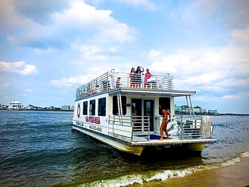 Party Boat Ocean City Maryland