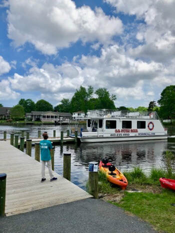 Boat tours out of Ocean Pines, MD